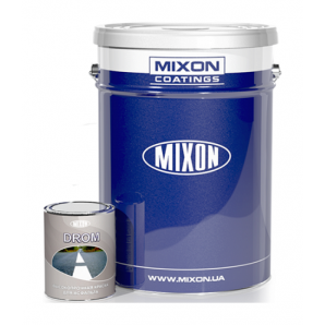 Емаль Mixon Beton 25 кг білий