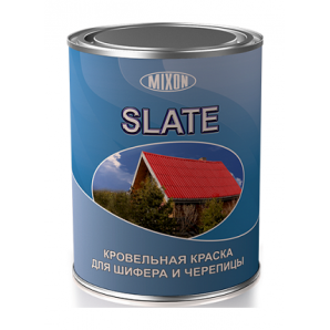Емаль Mixon Slate 0,7 л коричневий