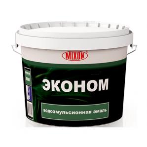 Водоемульсійна фарба Mixon Економ 3 л білий