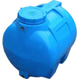 Емкость круглая горизонтальная G-150 150 л