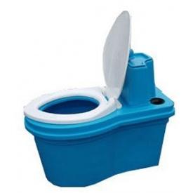 Туалет торфяной 45 л 663х435х400 мм