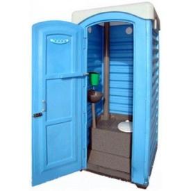 Туалет-кабина мобильная 1200х1200х2450 мм