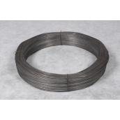 Проволока стальная без покрытия 2,4 мм 100 м. пог
