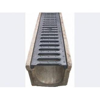 Зливоприймальна решітка 20х126х485 мм (9.04.1)