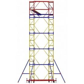 Вышка Тура DSD-Stroy ВТ 02 2x1,2 м 7,6x9,6 м