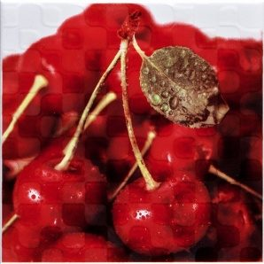 Плитка декоративная АТЕМ Orly Cherry W 200x200 мм