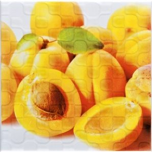 Плитка декоративная АТЕМ Orly Peach W 200x200 мм