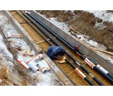 Монтаж сетей канализации