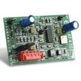 Приемник одноканальный CAME AF43S 433,92 МГц