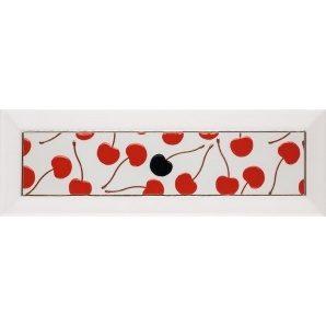 Плитка декоративная АТЕМ Florian Cherry R 300x100 мм