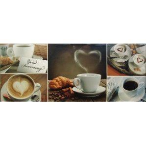 Плитка АТЕМ Home 2 Coffee Heart 200х500х8 мм