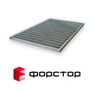 Оцинкованная решетка 1000х1000 мм