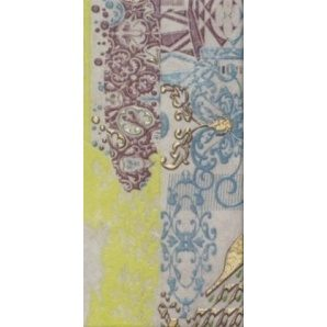 Плитка декоративна ATEM Cement 1 Pattern 295х595 мм сірий