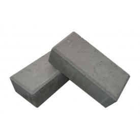 Тротуарная плитка ЕКО Кирпичик 200х100х40 мм олива