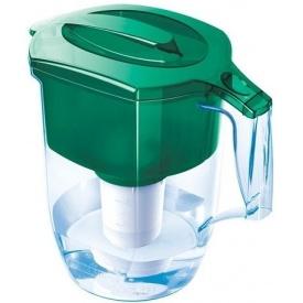 Фильтр-кувшин Аквафор Океан для отчистки воды зеленый