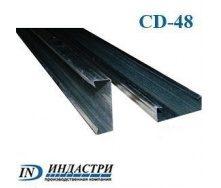 Профиль ПК Индастри CD 48x17 мм 0,45 мм