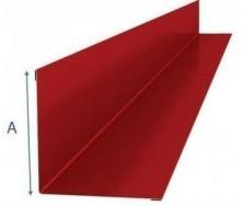 Планка внутреннего угла Индастри 50х50 мм