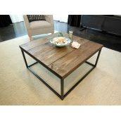 Журнальний стіл Zaria 60х60х50 см