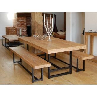 Комплект на дачу LOFT Just Wood 120х60х75 см