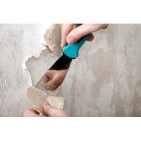 Зняття шпалер зі стіни