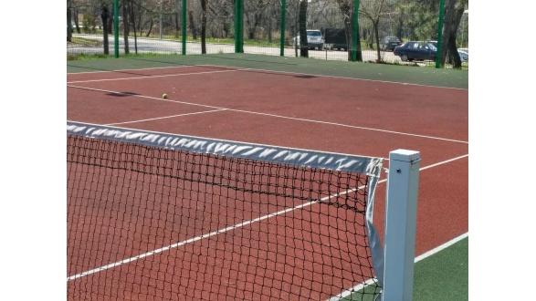 Наливные ризино- полиуретановые покрытия для спортивных площадок