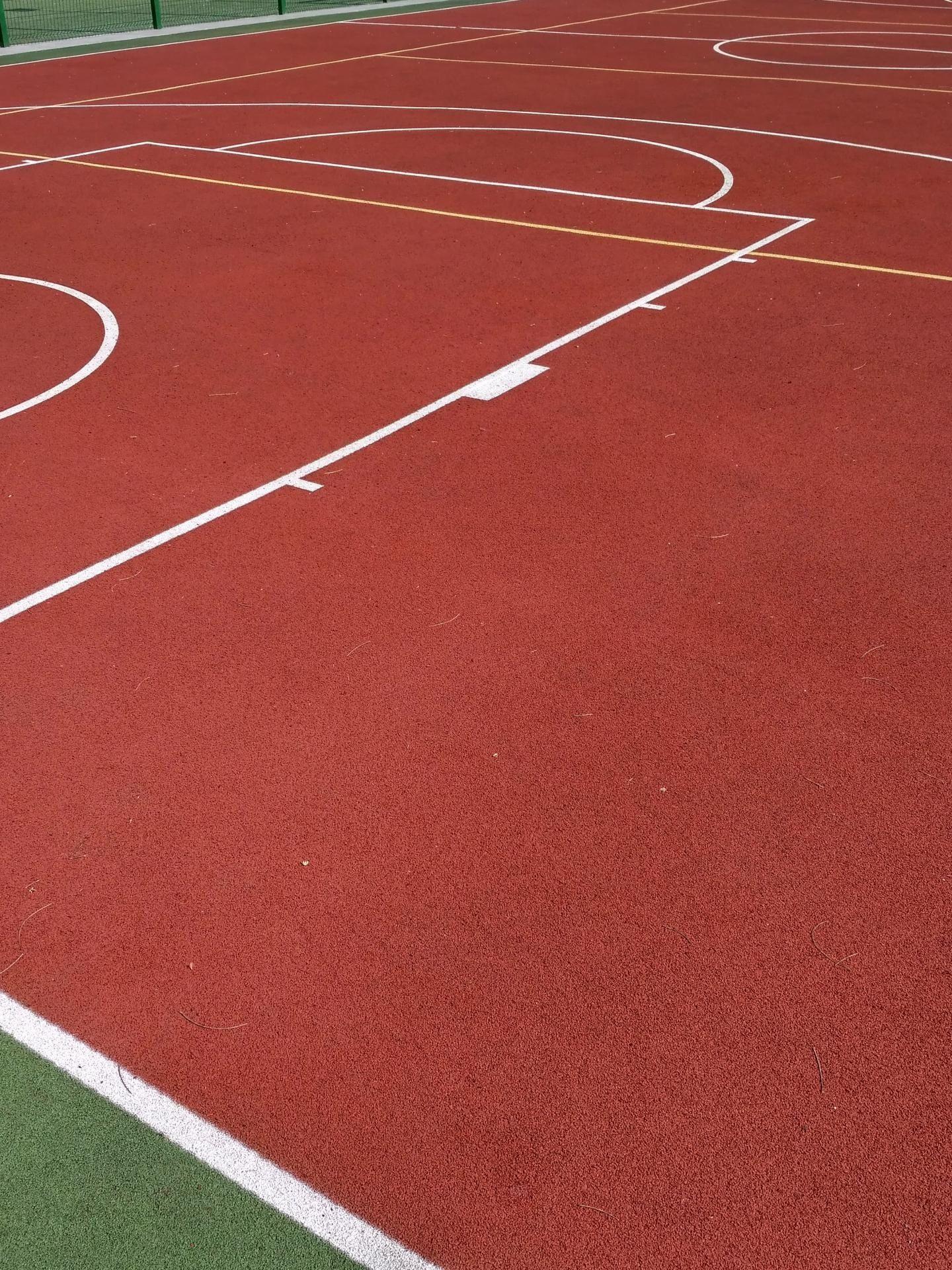 Наливні ризино - поліуретанові покриття для спортивних майданчиків