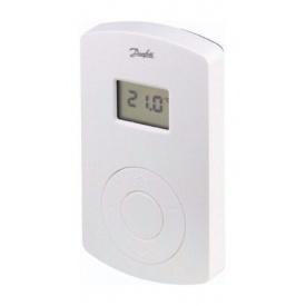 Кімнатний терморегулятор з інфрачервоним датчиком температури Danfoss СF-RF (088U0215)