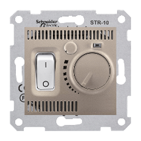 Термостат Schneider Electric Sedna SDN6000168 титан