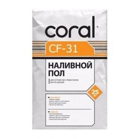 Наливна підлога Coral CF-31 25 кг