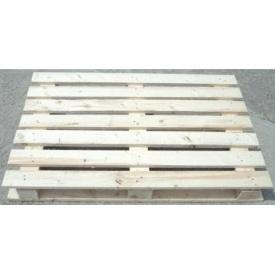 Поддон деревяный 1200х800 мм