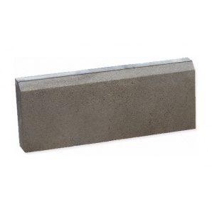 Поребрик ЕКО 650х150х50 мм сірий