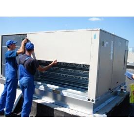 Монтаж централізованих систем вентиляції
