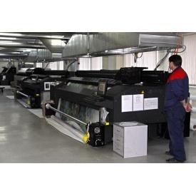 Установка вентиляції цеху друку