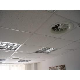 Установка вентиляції навчального приміщення
