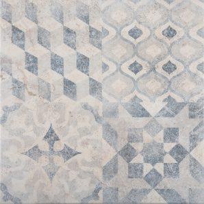 Плитка підлогова АТЕМ Tivolli Mix BL 400х400х8,5 мм