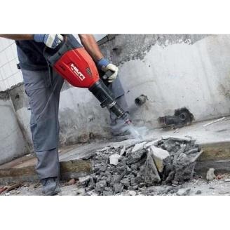 Работы по демонтажу бетона