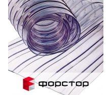 Ребристая ПВХ лента Форстор 200х2 мм