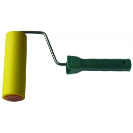 Валик Sturm резиновый с ручкой 150 мм