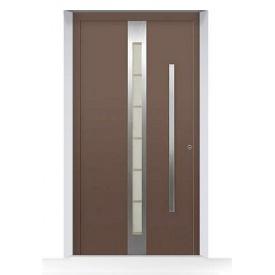 Алюминиевые входные двери Hormann ThermoSafe мотив 686 875х1875 мм