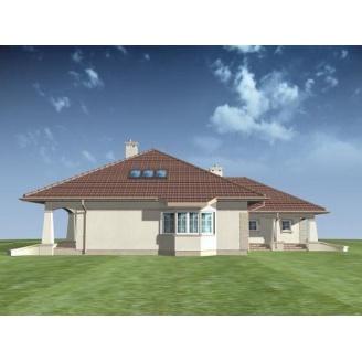Проектирование мансардного дома