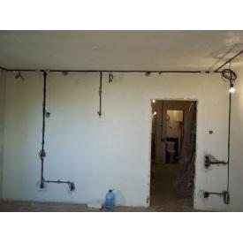 Укладка провода в квартире