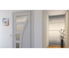 Металлопластиковые межкомнатные двери 800х2000 мм