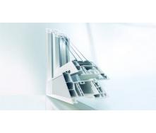 Металлопластиковое окно REHAU GENEO PHZ 1300 х1400 мм