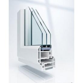Балконний блок Rehau Euro 60 4-16-4 2000х2100 мм