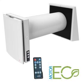 Кімнатна припливно-витяжна вентиляційна установка Blauberg VENTO Expert A50-1 Pro 50 м3/год