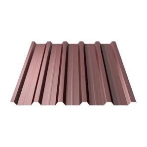 Профнастил Ruukki RanTech 35 R Polyester 40 мм шоколадний