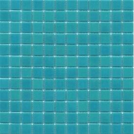Мозаика гладкая стеклянная на бумаге Eco-mosaic NA 304 327x327 мм