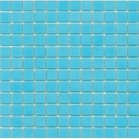 Мозаика гладкая стеклянная на бумаге Eco-mosaic NA 303 327x327 мм