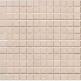 Мозаика гладкая стеклянная на бумаге Eco-mosaic NA 801 327x327 мм