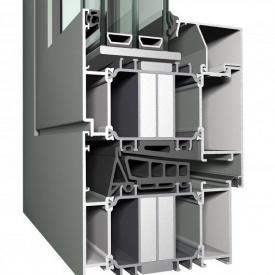Алюминиевое окно Reynaers CS 104 69 мм